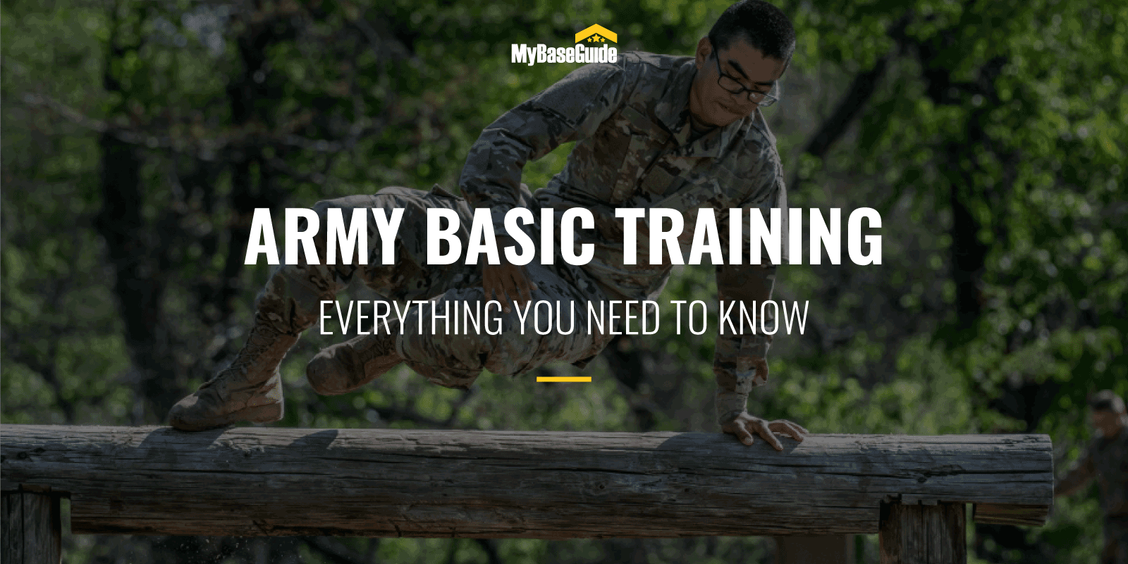 Army Basic Training: Everything You Need to Know