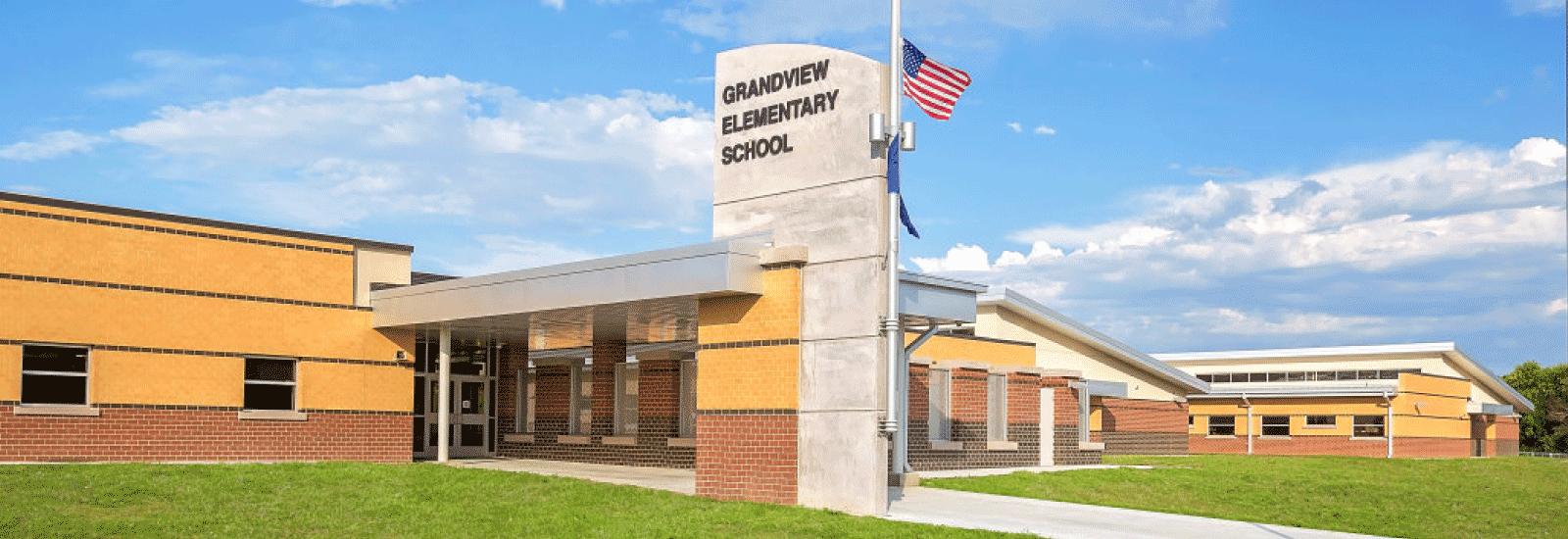 Grandview Elementary School, Rapid City, SD