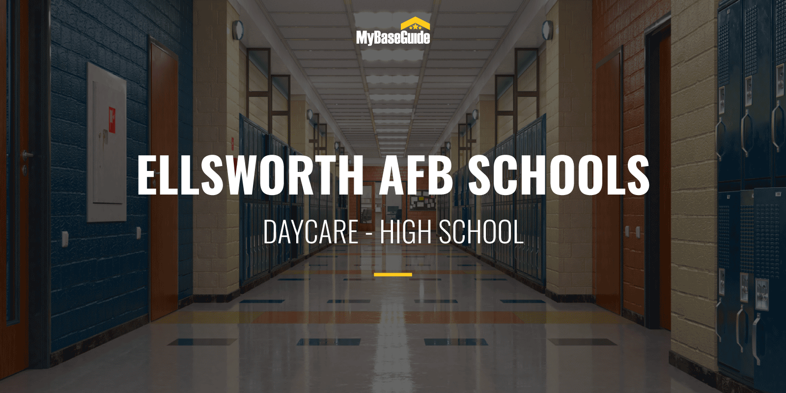 Ellsworth AFB Schools: Daycare - High School