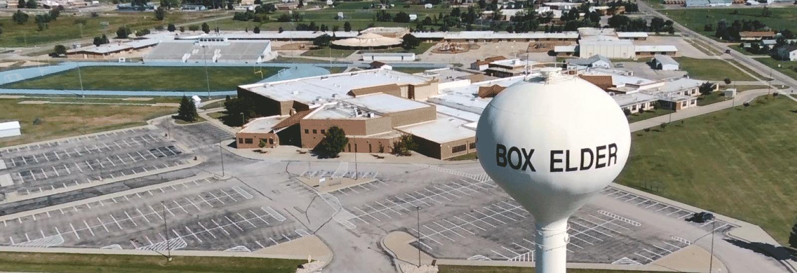 Douglas Public School District in Box Elder, SD