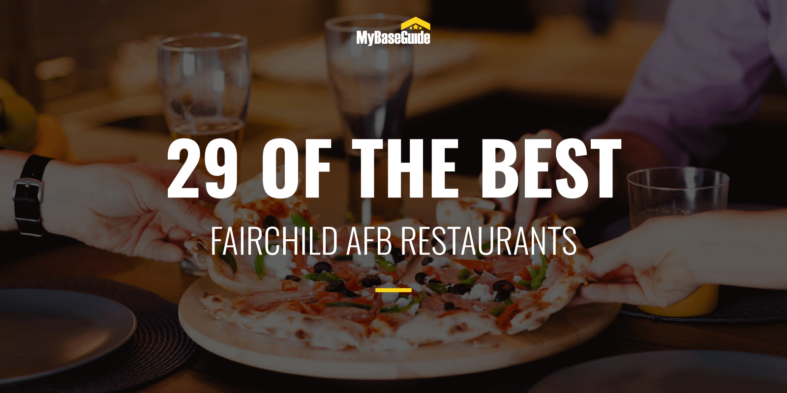 29 of the Best Restaurants Near Fairchild AFB