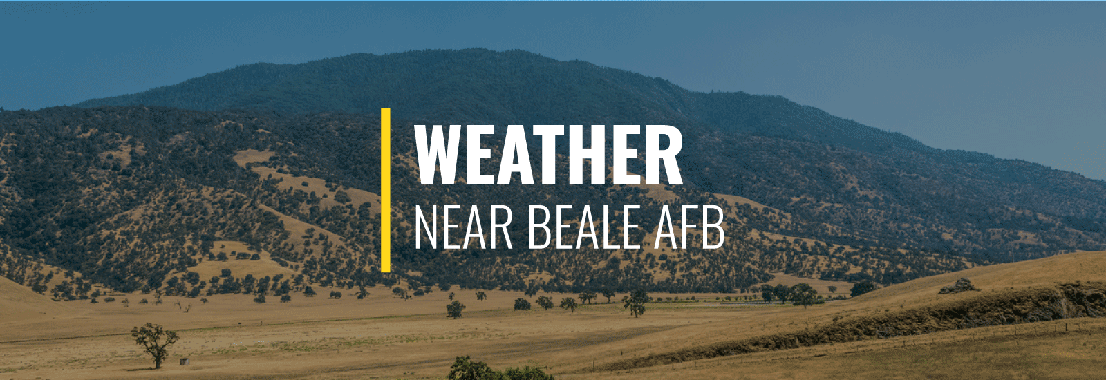 Beale AFB Weather