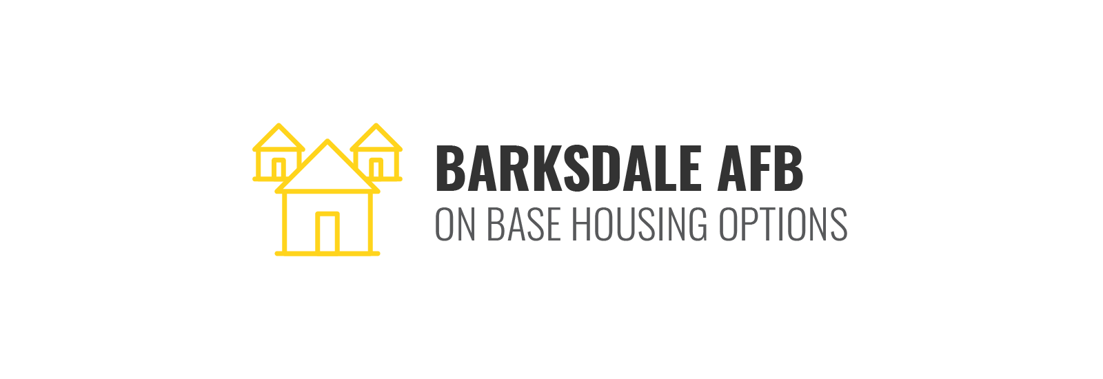 Barksdale AFB On-Base Housing Options