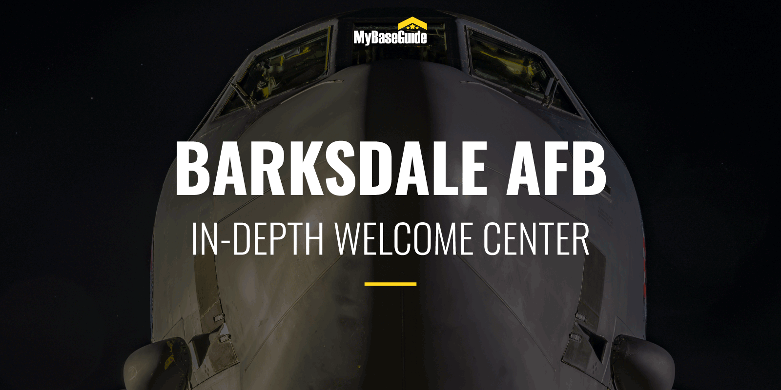 Barksdale Air Force Base: In-Depth Welcome Center