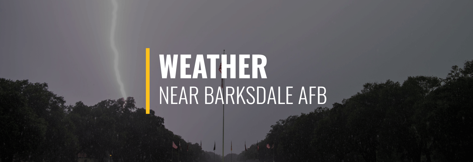 Barksdale AFB Weather