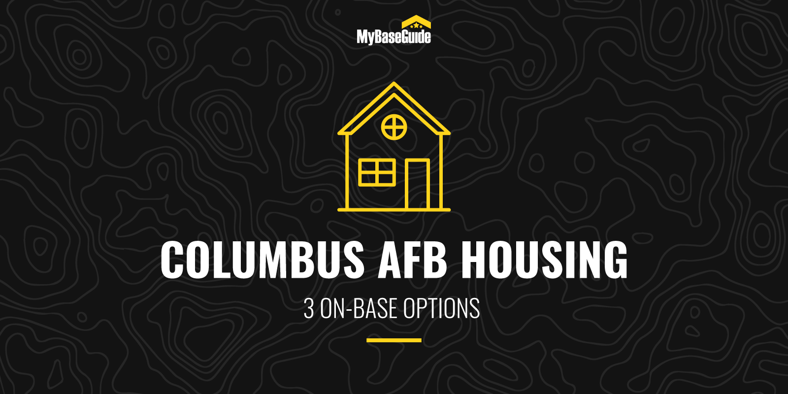 Columbus AFB Housing: 3 On-Base Options