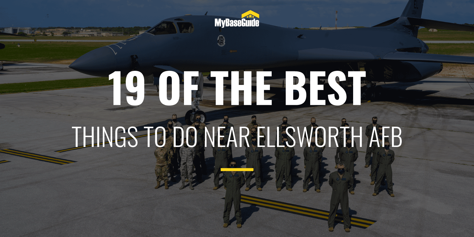 19 Of the Best Ellsworth AFB Things to Do