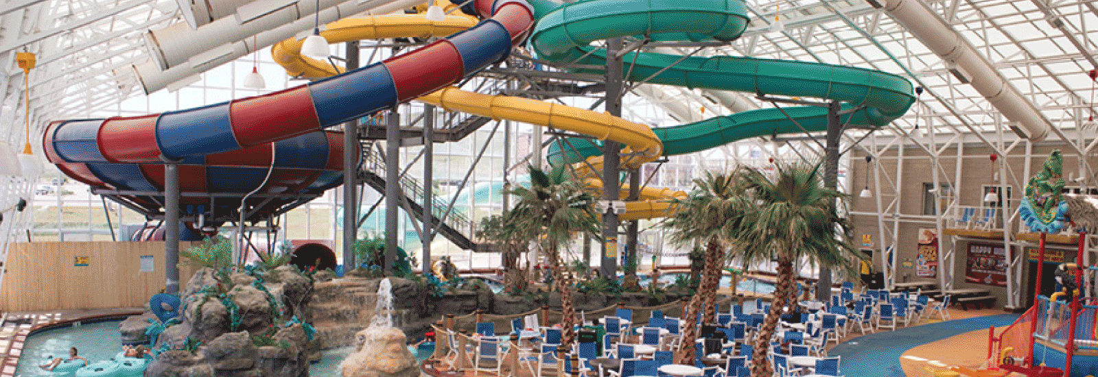 Waterparks Ellsworth AFB