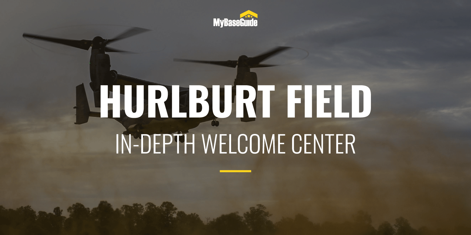 Hurlburt Field, FL: In-Depth Welcome Center