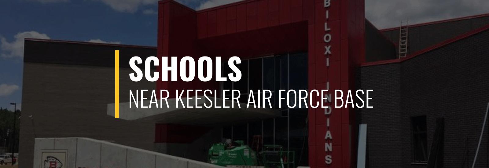 Keesler AFB Schools
