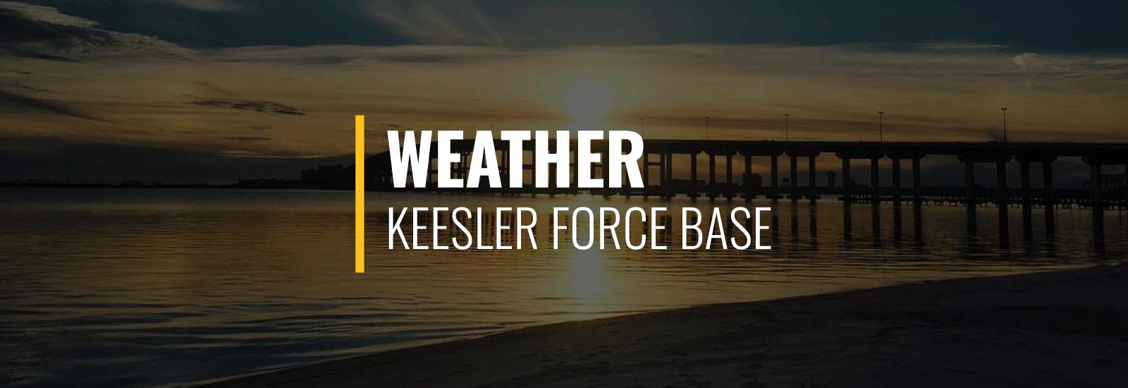 Weather Keesler AFB