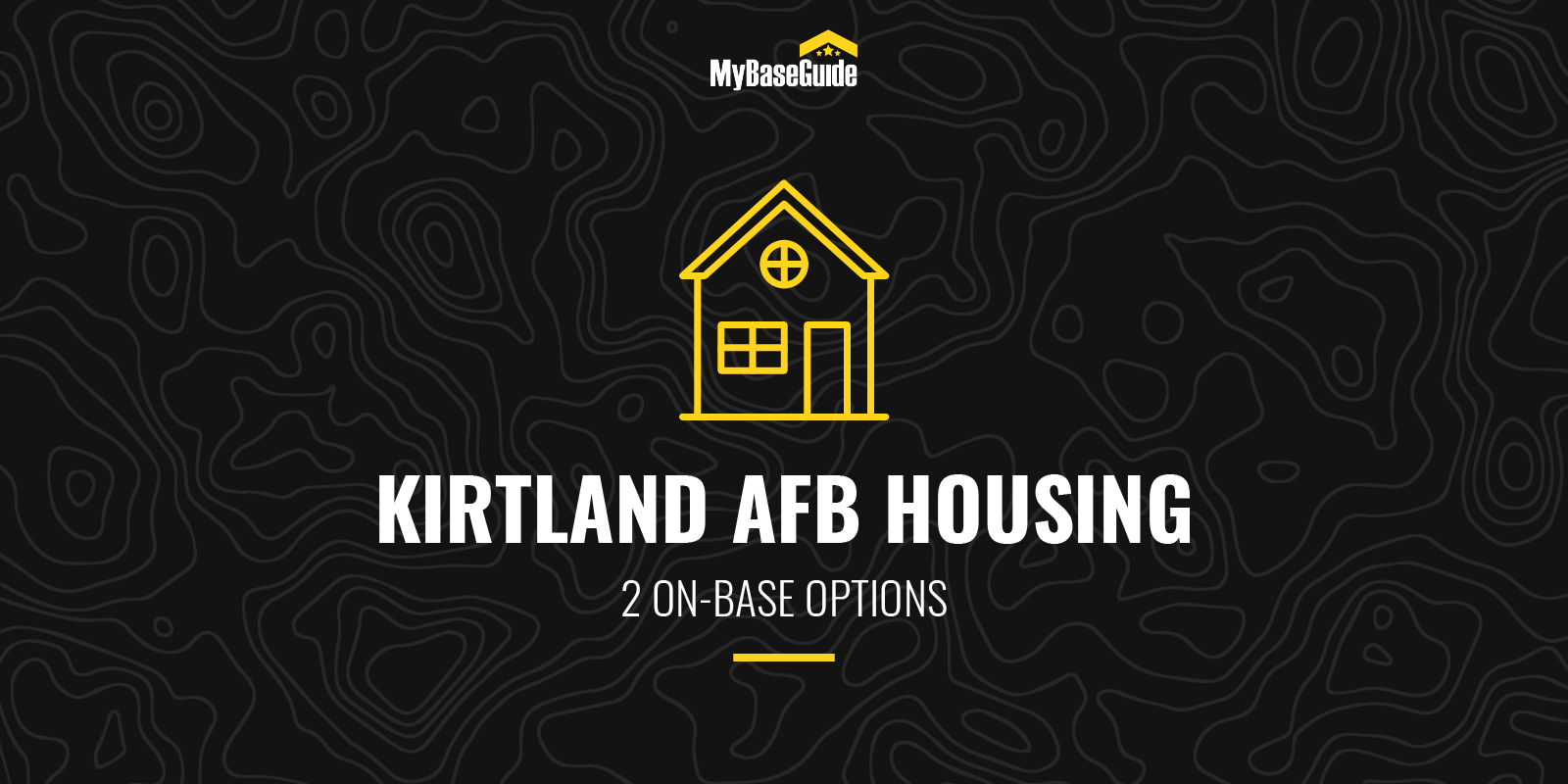 Kirtland AFB Housing: 2 On-Base Options