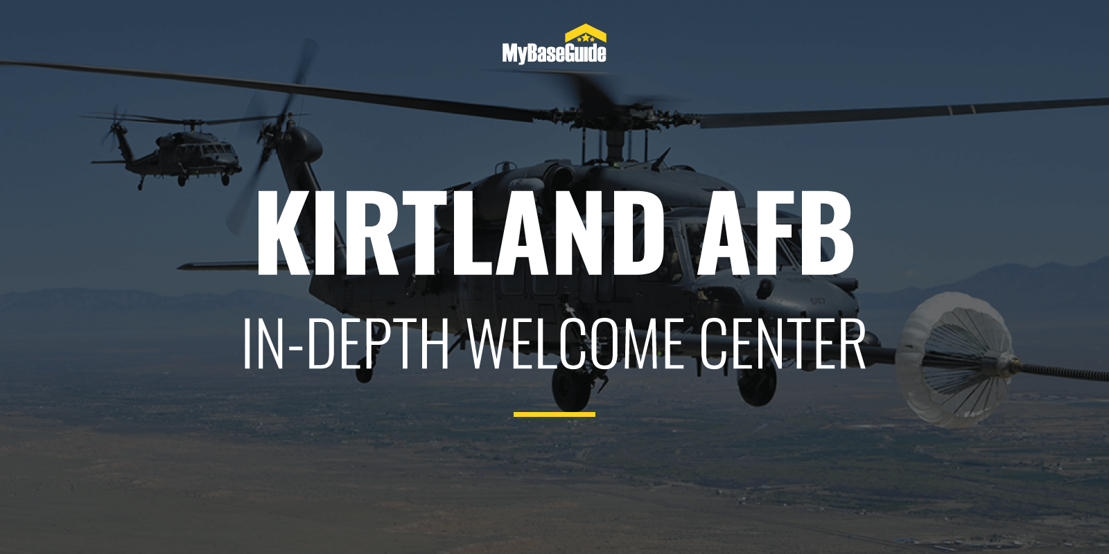Kirtland Air Force Base: In-Depth Welcome Center