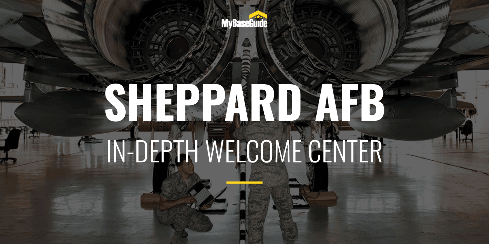 Sheppard Air Force Base: In-Depth Welcome Center