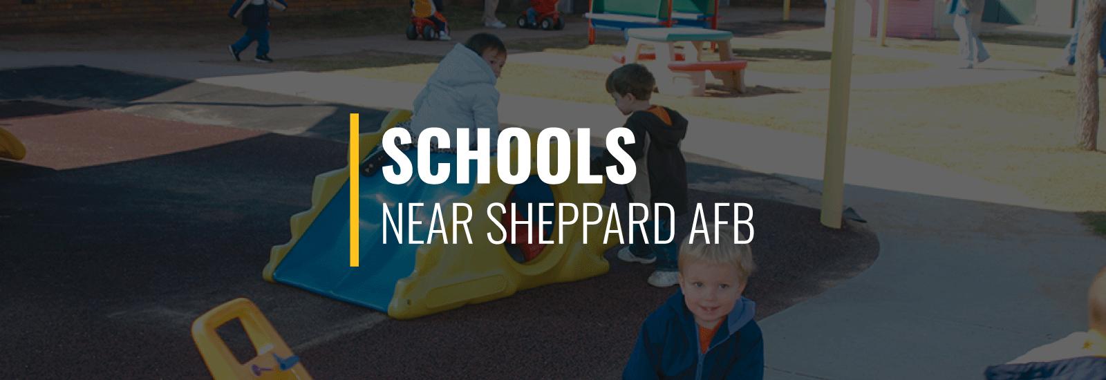 Sheppard AFB Schools