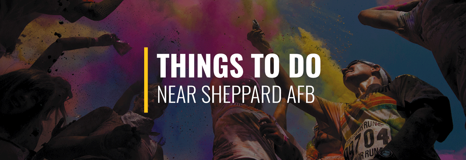 Sheppard AFB Things to Do