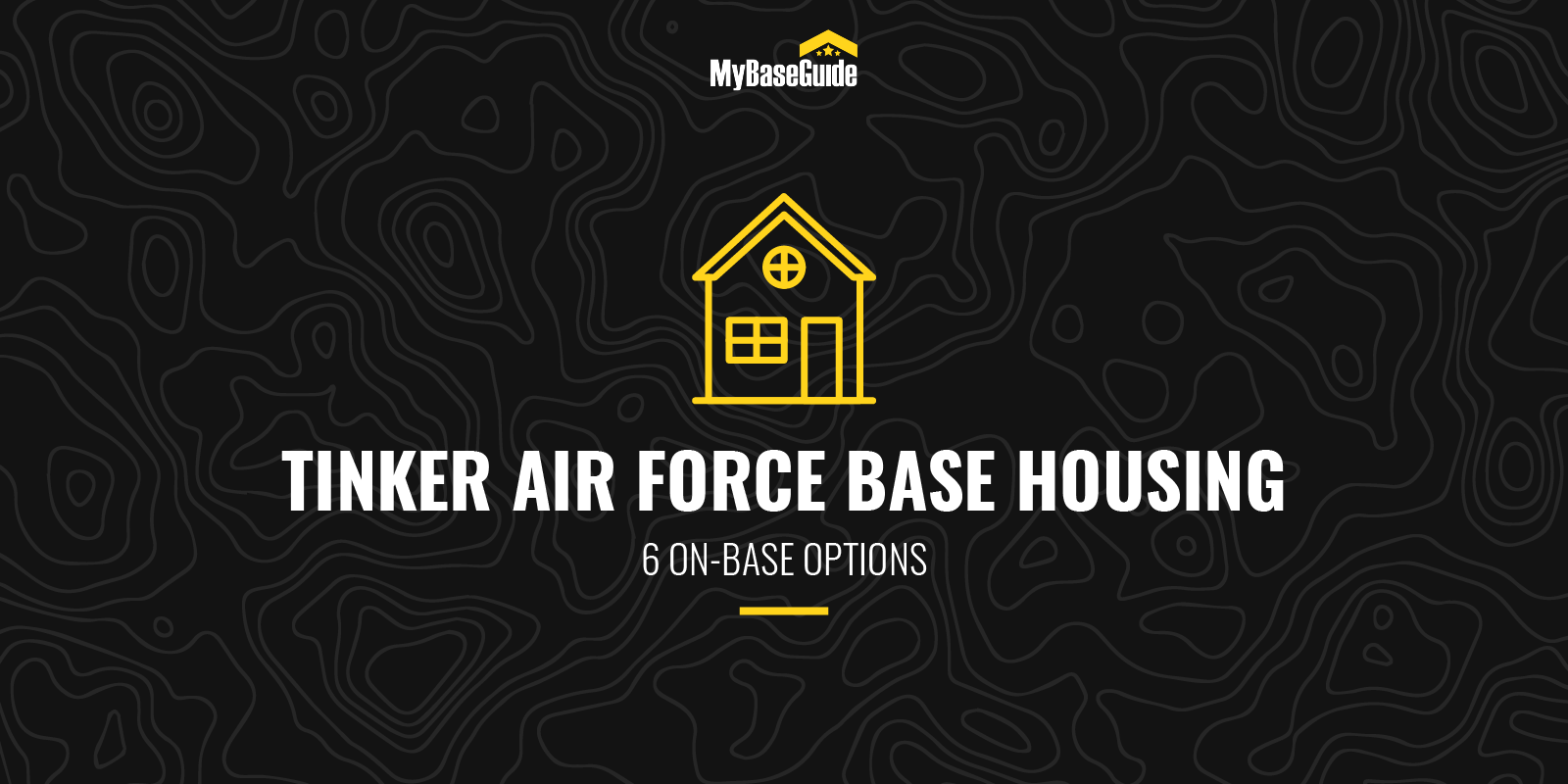 Tinker AFB Housing: 6 On-Base Options