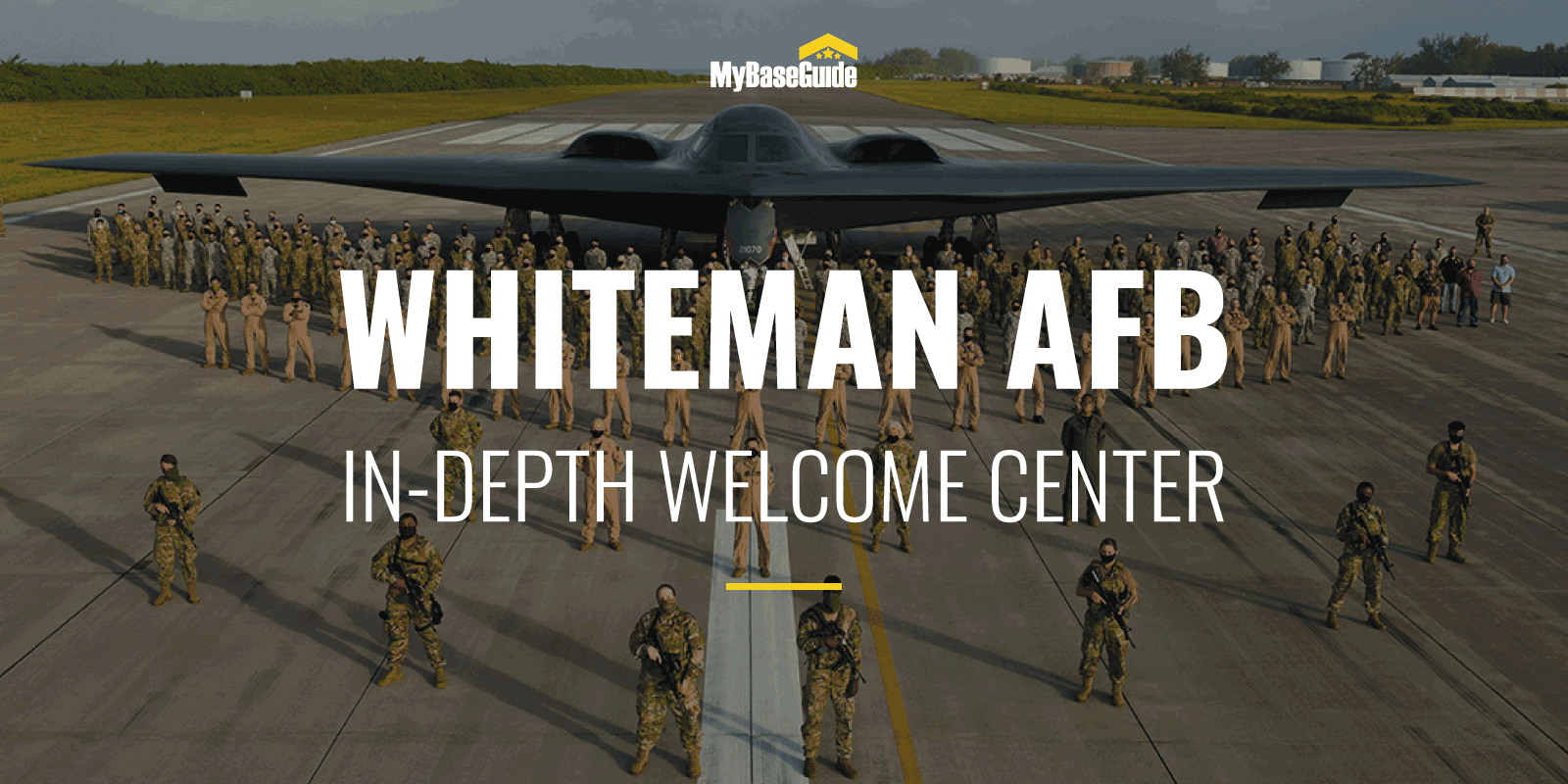 Whiteman Air Force Base: In-Depth Welcome Center