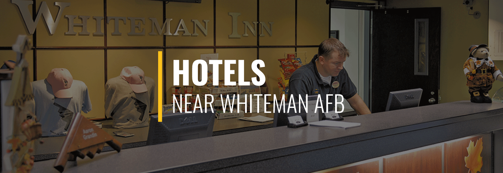 Whiteman AFB Hotels
