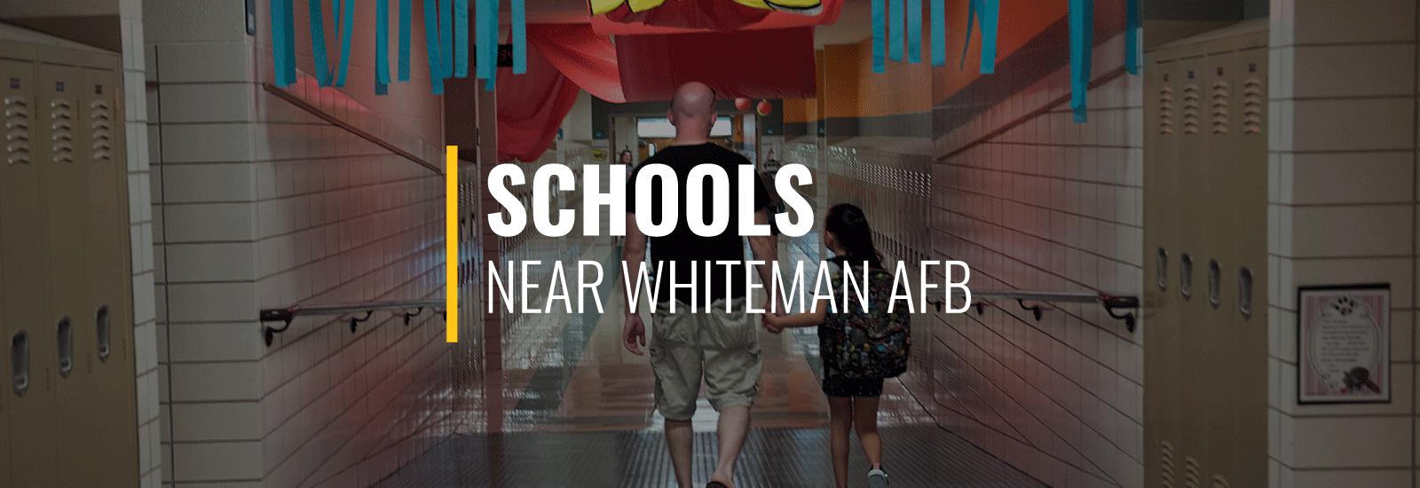Whiteman AFB Schools
