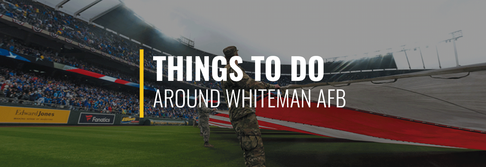 Things to Do Around Whiteman AFB