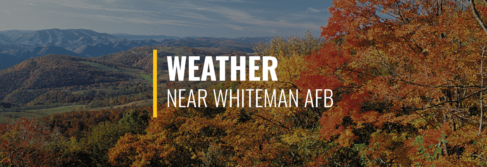 Whiteman AFB Weather