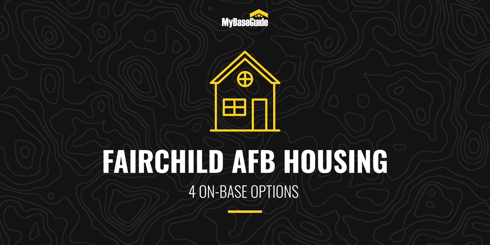 Fairchild AFB Housing: 4 On-Base Options