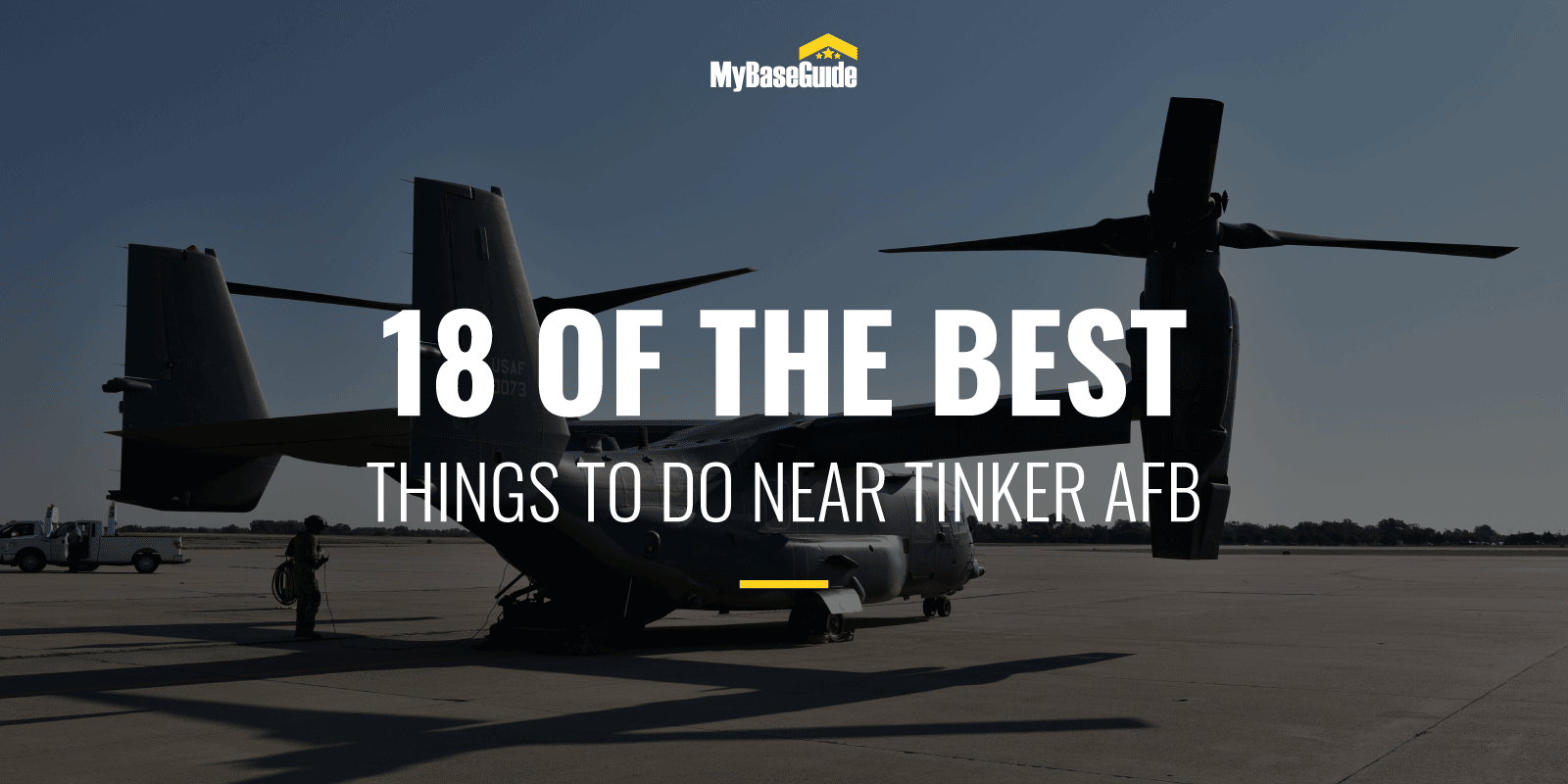 18 Of the Best Things to Do Around Tinker AFB