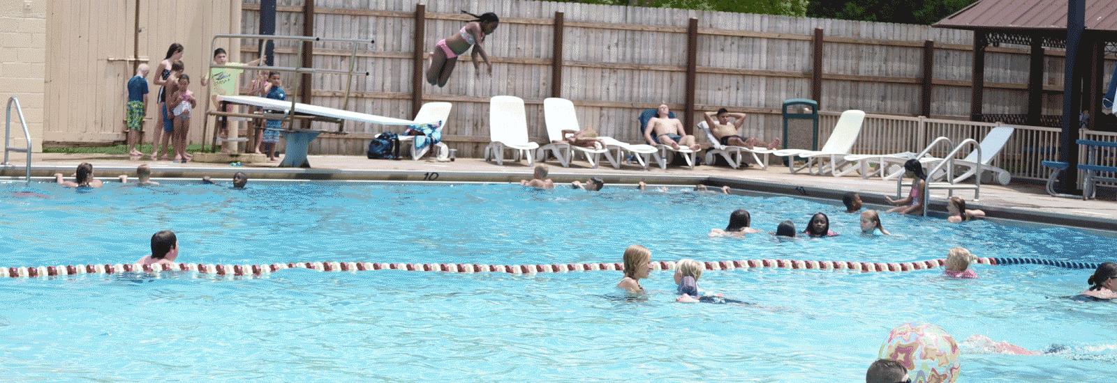 Tinker AFB Pool