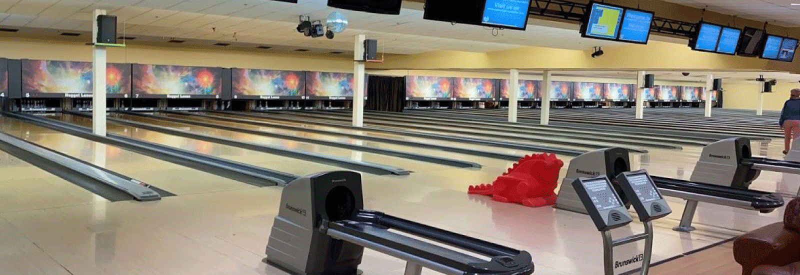 Bowling Alley Fort Wainwright