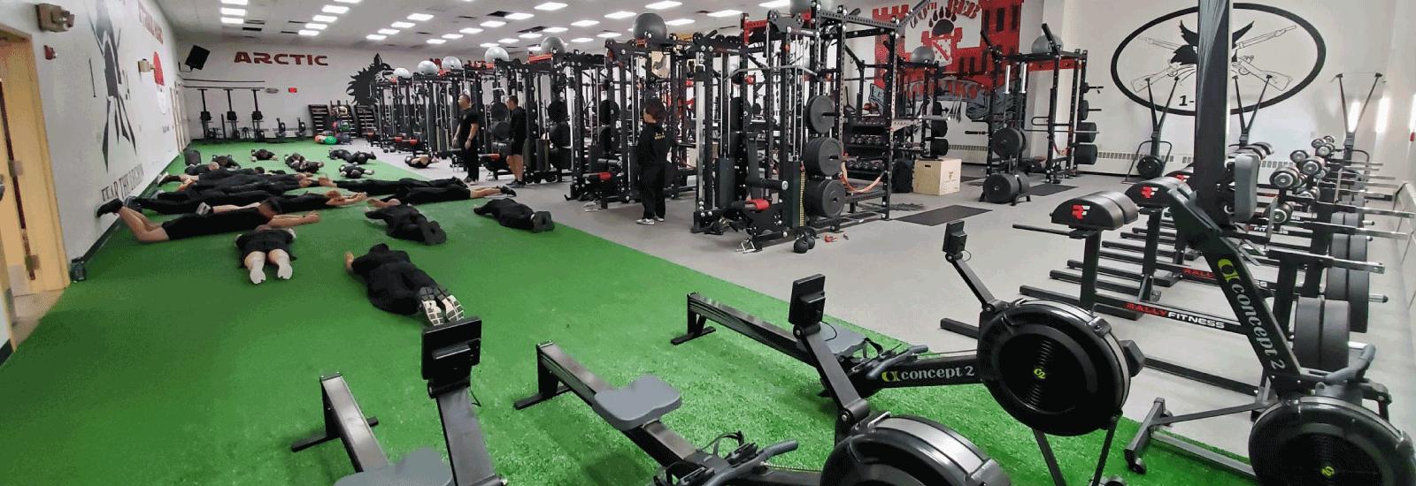 Fort Wainwright Gym