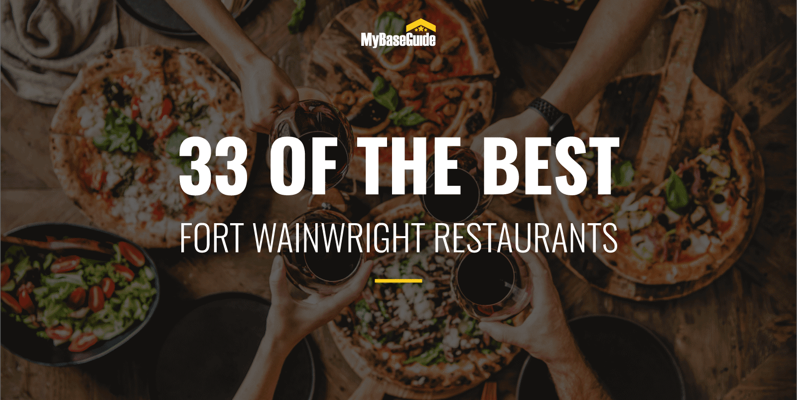 33 of the Best Fort Wainwright Restaurants