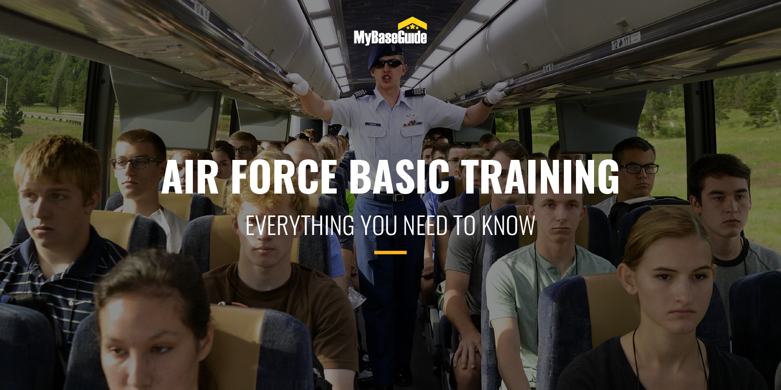 Air Force Basic Training: Everything You Need to Know