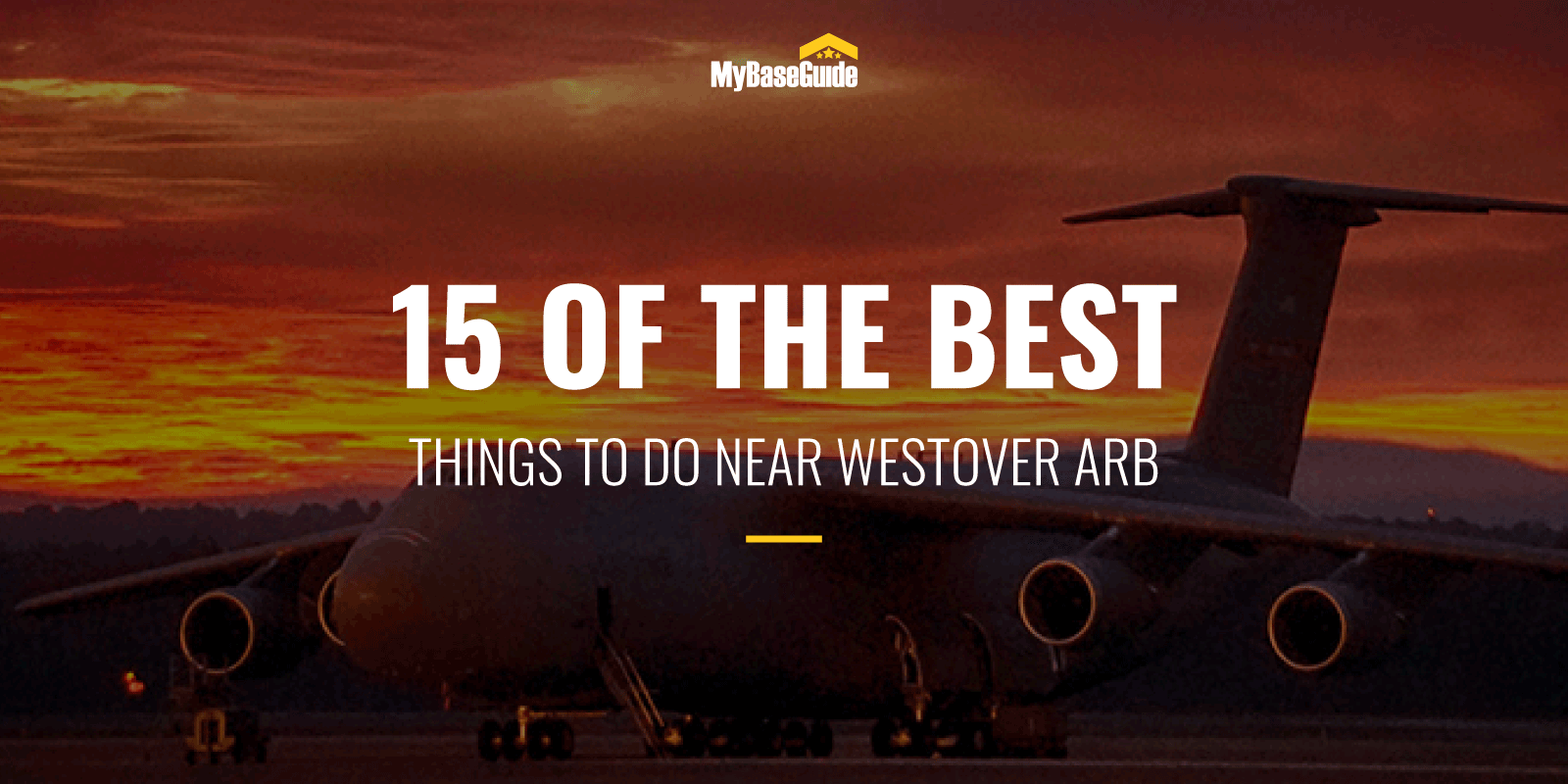15 Of the Best Things to Do Near Westover ARB