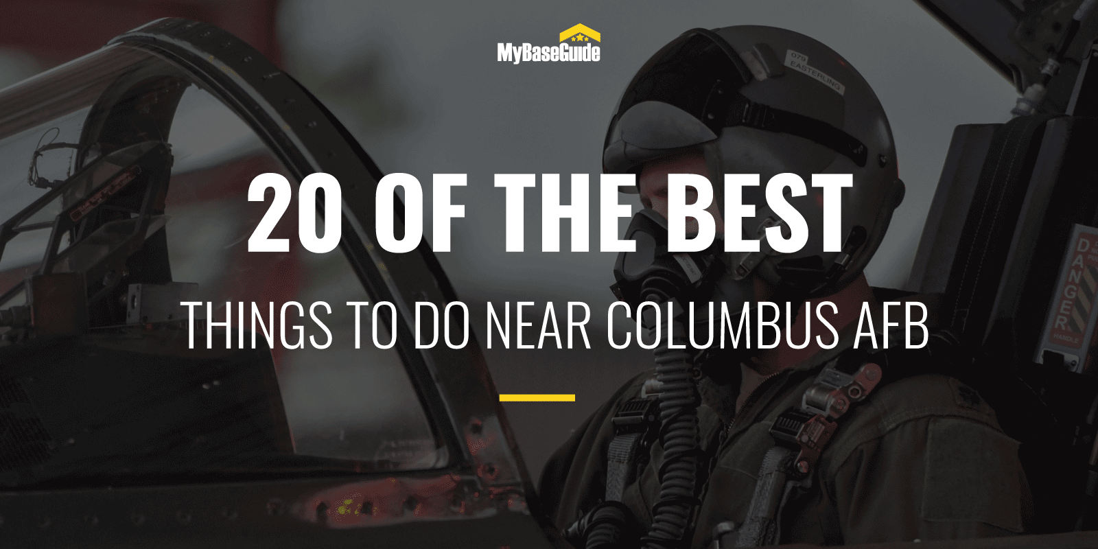 20 Of the Best Columbus AFB Things to Do