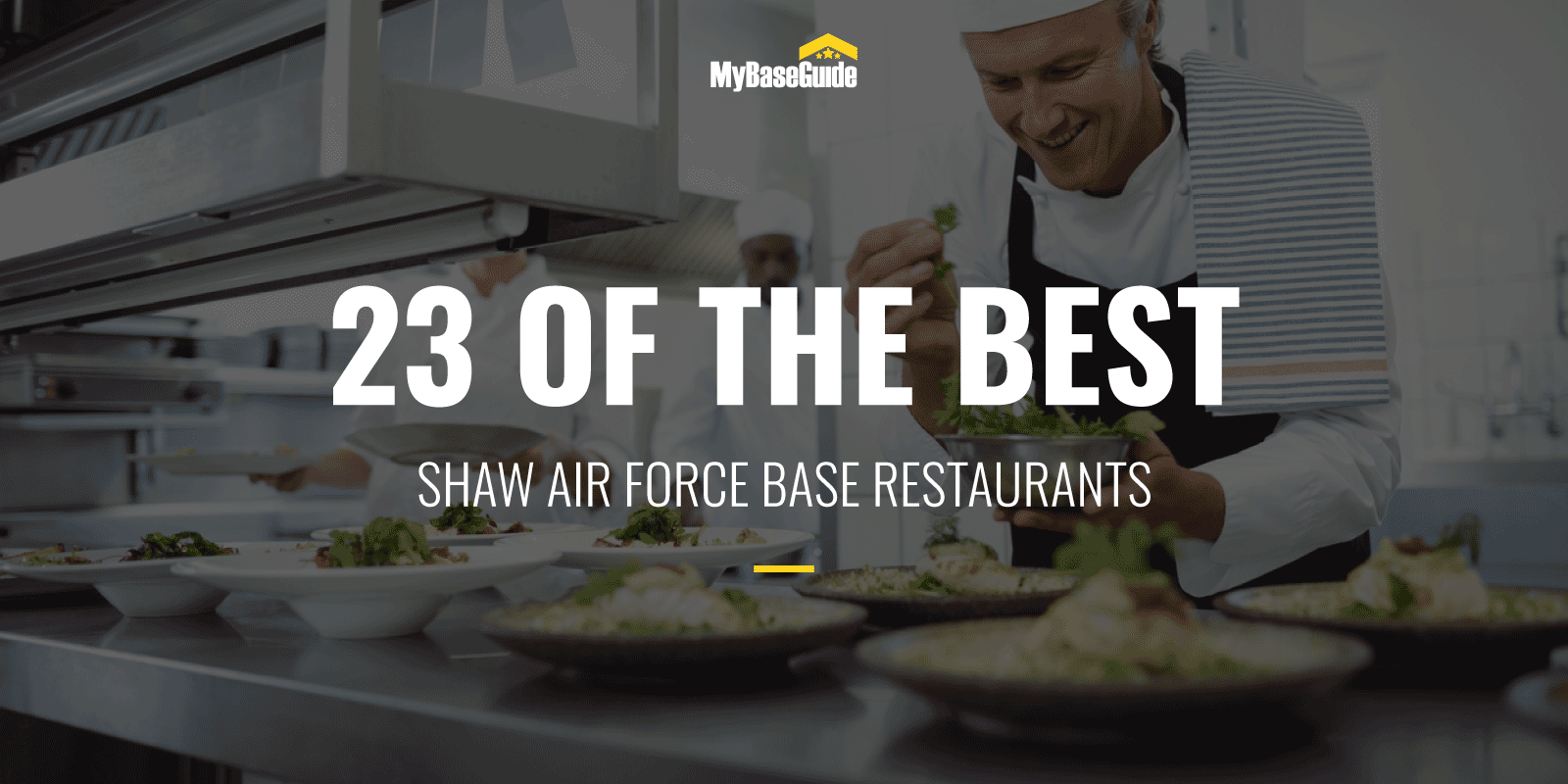 23 of the Best Shaw AFB Restaurants