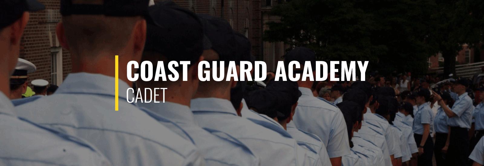 Coast Guard Academy Cadets