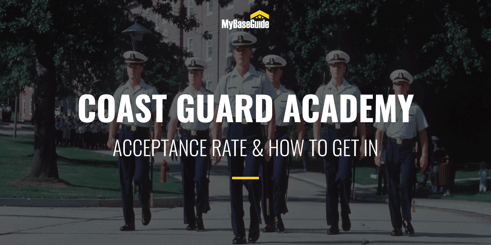 Coast Guard Academy Acceptance Rate & How to Get in