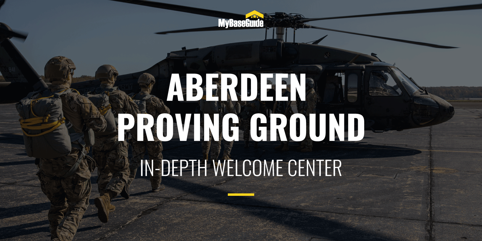 Aberdeen Proving Ground: In-Depth Welcome Center