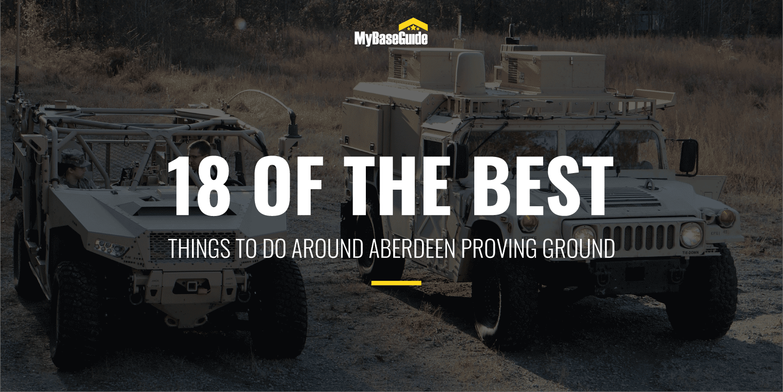 18 Of the Best Things to Do Around Aberdeen Proving Ground
