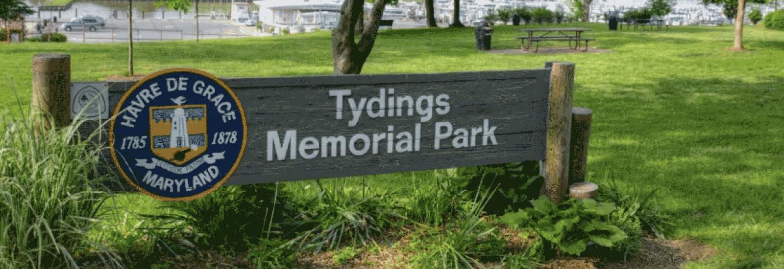Millard Tydings Memorial Park, Havre De Grace, MD