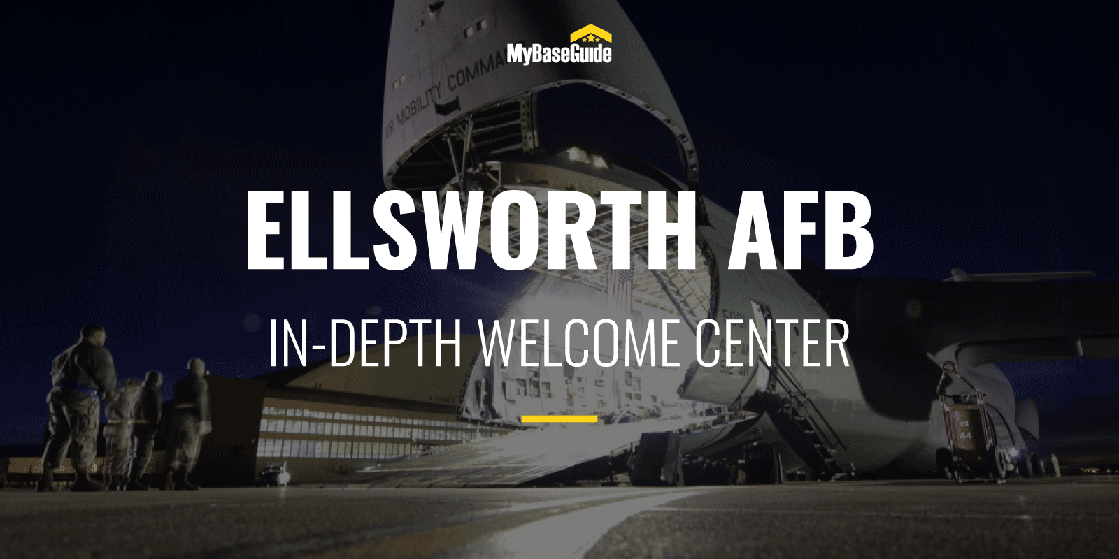 Ellsworth Air Force Base: In-Depth Welcome Center