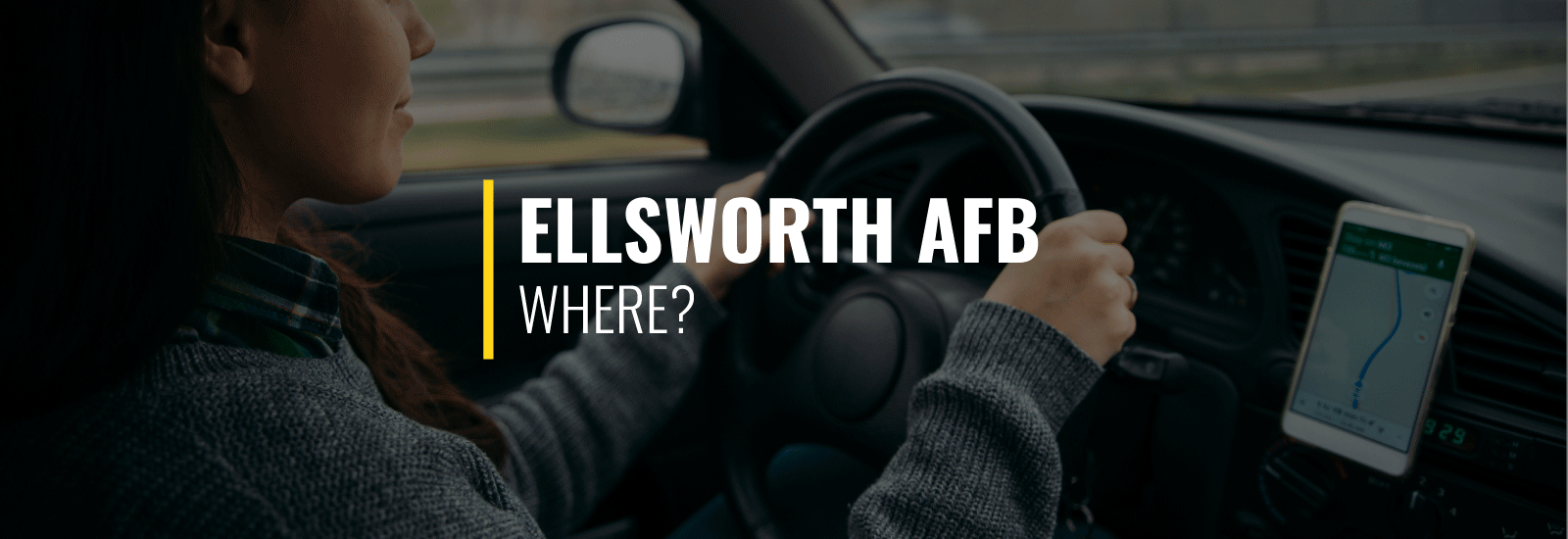 Where is Ellsworth Air Force Base?