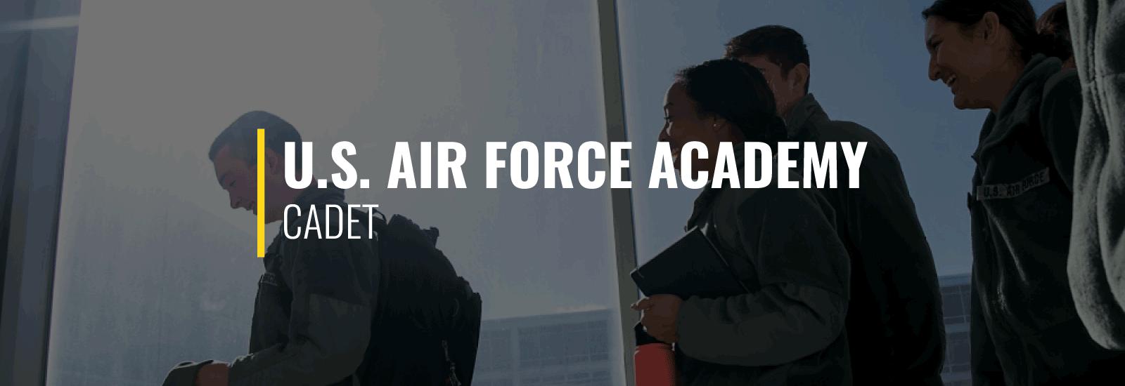 Air Force Academy Cadet