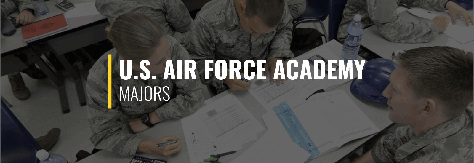 Air Force Academy Majors