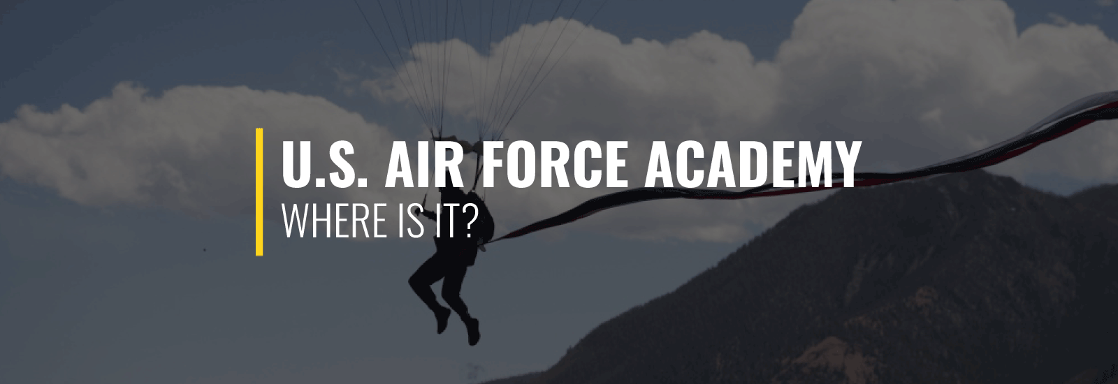 Where is the Air Force Academy?