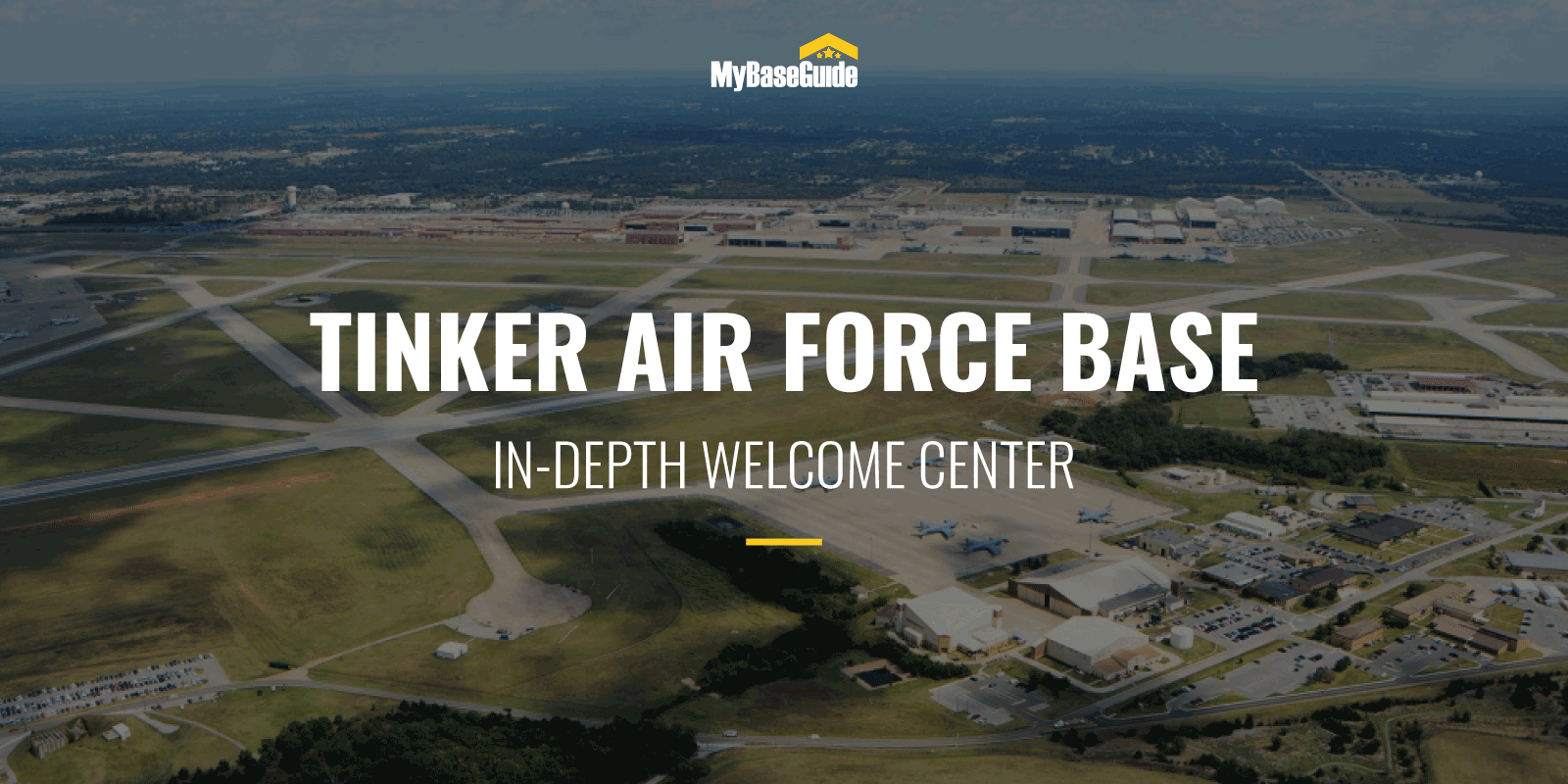 Tinker Air Force Base: In-Depth Welcome Center