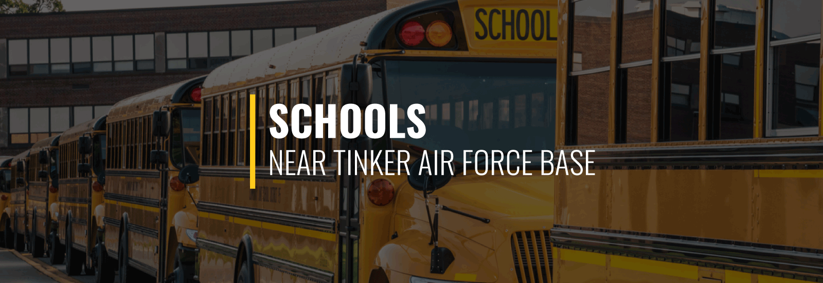 Tinker AFB Schools