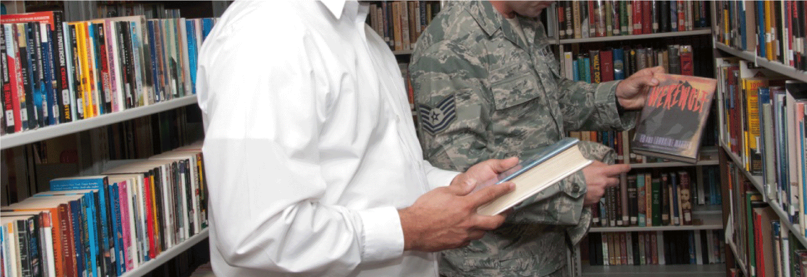 Westover Air Reserve Base Library