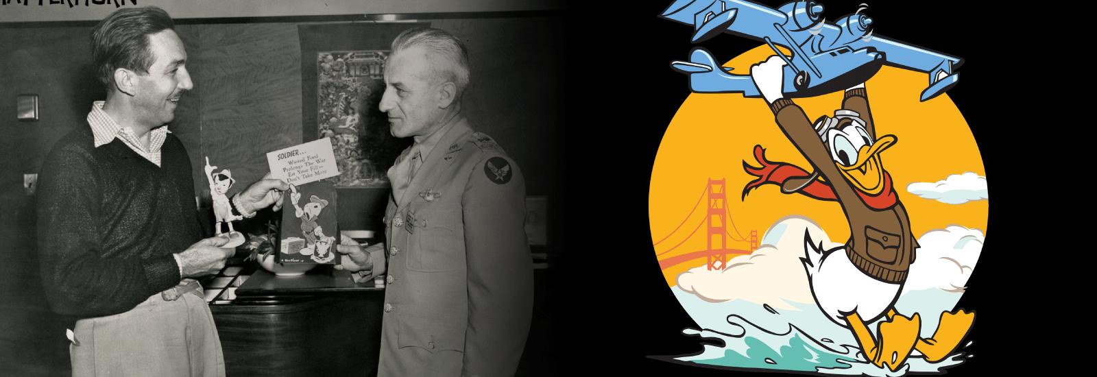 Disney Insignia WWII